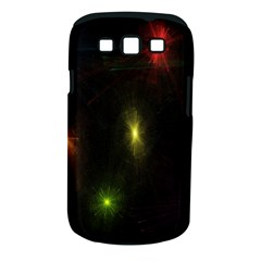 Star Lights Abstract Colourful Star Light Background Samsung Galaxy S Iii Classic Hardshell Case (pc+silicone) by Simbadda