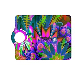 Wild Abstract Design Kindle Fire Hd (2013) Flip 360 Case by Simbadda