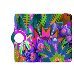Wild Abstract Design Kindle Fire Hdx 8 9  Flip 360 Case by Simbadda