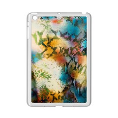 Abstract Color Splash Background Colorful Wallpaper Ipad Mini 2 Enamel Coated Cases by Simbadda