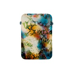Abstract Color Splash Background Colorful Wallpaper Apple Ipad Mini Protective Soft Cases by Simbadda