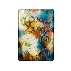 Abstract Color Splash Background Colorful Wallpaper Ipad Mini 2 Hardshell Cases by Simbadda