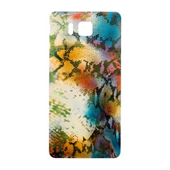 Abstract Color Splash Background Colorful Wallpaper Samsung Galaxy Alpha Hardshell Back Case by Simbadda