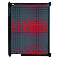 Abstract Tiling Pattern Background Apple Ipad 2 Case (black) by Simbadda