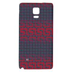 Abstract Tiling Pattern Background Galaxy Note 4 Back Case