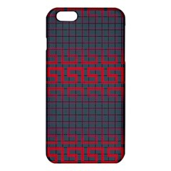 Abstract Tiling Pattern Background Iphone 6 Plus/6s Plus Tpu Case by Simbadda