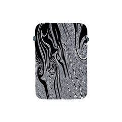 Abstract Swirling Pattern Background Wallpaper Apple Ipad Mini Protective Soft Cases by Simbadda
