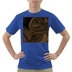 Abstract Art Dark T Shirt