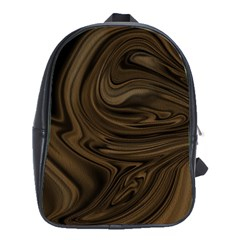 Abstract Art School Bags(large)  by Simbadda