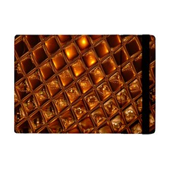 Caramel Honeycomb An Abstract Image Ipad Mini 2 Flip Cases by Simbadda