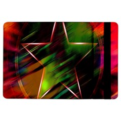 Colorful Background Star Ipad Air 2 Flip by Simbadda