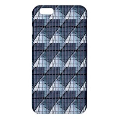 Snow Peak Abstract Blue Wallpaper Iphone 6 Plus/6s Plus Tpu Case by Simbadda