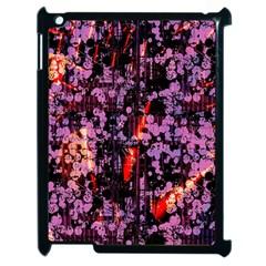 Abstract Painting Digital Graphic Art Apple Ipad 2 Case (black) by Simbadda
