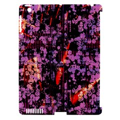 Abstract Painting Digital Graphic Art Apple Ipad 3/4 Hardshell Case (compatible With Smart Cover) by Simbadda