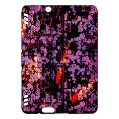 Abstract Painting Digital Graphic Art Kindle Fire Hdx Hardshell Case by Simbadda