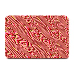 Abstract Neutral Pattern Plate Mats by Simbadda