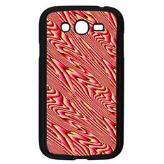 Abstract Neutral Pattern Samsung Galaxy Grand Duos I9082 Case (black) by Simbadda