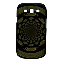 Dark Portal Fractal Esque Background Samsung Galaxy S Iii Classic Hardshell Case (pc+silicone) by Nexatart