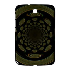 Dark Portal Fractal Esque Background Samsung Galaxy Note 8 0 N5100 Hardshell Case  by Nexatart
