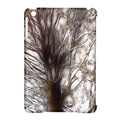 Tree Art Artistic Tree Abstract Background Apple Ipad Mini Hardshell Case (compatible With Smart Cover) by Nexatart