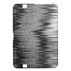 Rectangle Abstract Background Black And White In Rectangle Shape Kindle Fire Hd 8 9  by Nexatart