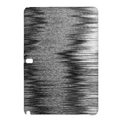 Rectangle Abstract Background Black And White In Rectangle Shape Samsung Galaxy Tab Pro 12 2 Hardshell Case by Nexatart