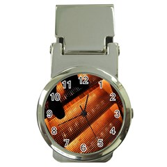 Magic Steps Stair With Light In The Dark Money Clip Watches by Nexatart