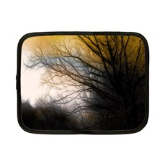 Tree Art Artistic Abstract Background Netbook Case (small)  by Nexatart