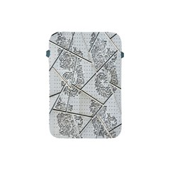 The Abstract Design On The Xuzhou Art Museum Apple Ipad Mini Protective Soft Cases by Nexatart