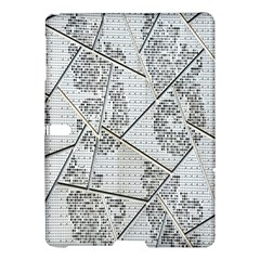 The Abstract Design On The Xuzhou Art Museum Samsung Galaxy Tab S (10 5 ) Hardshell Case  by Nexatart