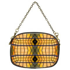 Light Steps Abstract Chain Purses (two Sides)  by Nexatart