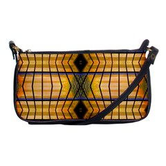 Light Steps Abstract Shoulder Clutch Bags by Nexatart