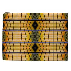 Light Steps Abstract Cosmetic Bag (xxl)  by Nexatart
