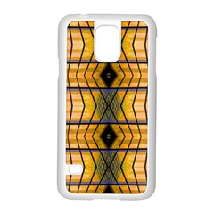 Light Steps Abstract Samsung Galaxy S5 Case (white) by Nexatart