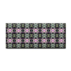 Colorful Pixelation Repeat Pattern Cosmetic Storage Cases by Nexatart