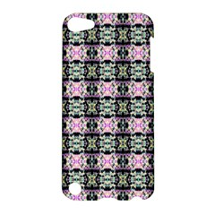Colorful Pixelation Repeat Pattern Apple Ipod Touch 5 Hardshell Case by Nexatart