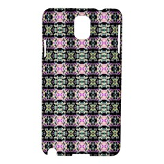 Colorful Pixelation Repeat Pattern Samsung Galaxy Note 3 N9005 Hardshell Case by Nexatart