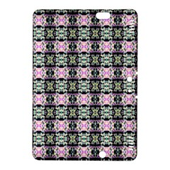 Colorful Pixelation Repeat Pattern Kindle Fire Hdx 8 9  Hardshell Case by Nexatart