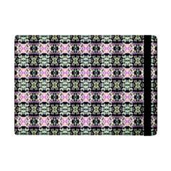 Colorful Pixelation Repeat Pattern Ipad Mini 2 Flip Cases by Nexatart
