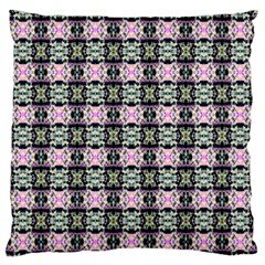Colorful Pixelation Repeat Pattern Standard Flano Cushion Case (one Side) by Nexatart