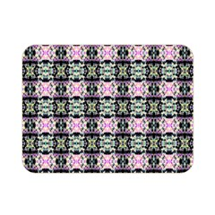 Colorful Pixelation Repeat Pattern Double Sided Flano Blanket (mini)  by Nexatart