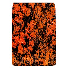Abstract Orange Background Flap Covers (l)  by Nexatart