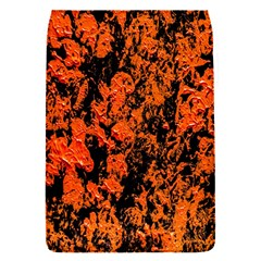 Abstract Orange Background Flap Covers (s)  by Nexatart