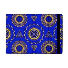 Abstract Mandala Seamless Pattern Ipad Mini 2 Flip Cases by Nexatart