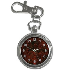 Olive Seamless Abstract Background Key Chain Watches by Nexatart