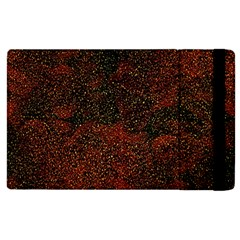 Olive Seamless Abstract Background Apple Ipad 3/4 Flip Case by Nexatart