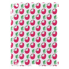 Fruit Pink Green Mangosteen Apple Ipad 3/4 Hardshell Case (compatible With Smart Cover) by Mariart
