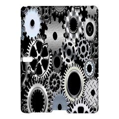 Gears Technology Steel Mechanical Chain Iron Samsung Galaxy Tab S (10 5 ) Hardshell Case  by Mariart