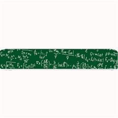 Formula Number Green Board Small Bar Mats by Mariart