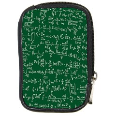 Formula Number Green Board Compact Camera Cases by Mariart
